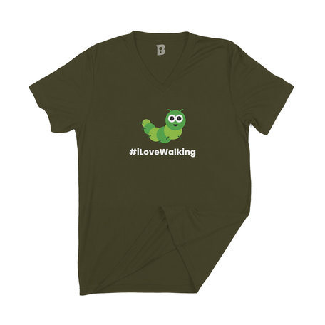 #iLoveWalking T-Shirt